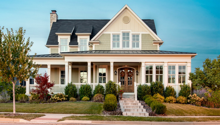 Siding Replacement Contractor in Columbus, Indiana