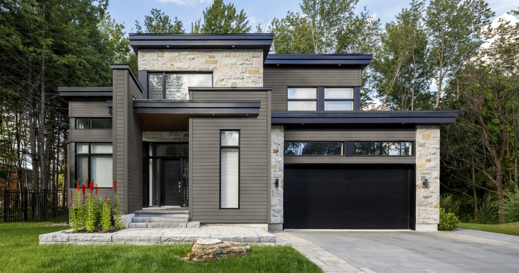 How Can I Update My Indiana Home to a Modern or Contemporary Style?