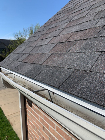 Leaking Indianapolis Roof Replaced with Malarkey Shingles