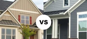 James Hardie Fiber Cement vs LP SmartSide Siding