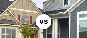 James Hardie Fiber Cement vs LP SmartSide Siding