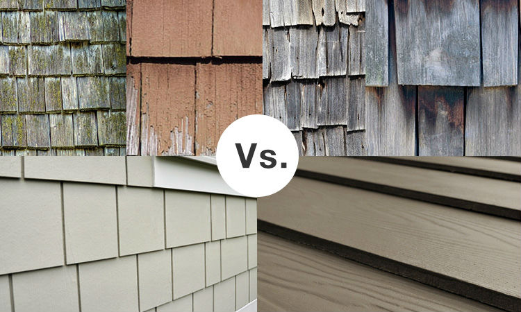 Cedar wood siding vs fiber cement siding which is best - Best exterior paint for wood siding ...